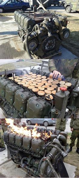Isso que é intervenção militar de verdade
