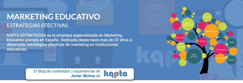 El Rincón del Marketing Educativo y experiencias de marketing
