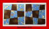 December 2012 Block of the month
