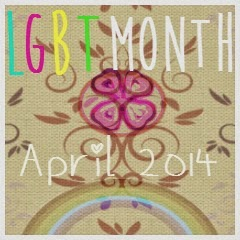 Join me for LGBT April!