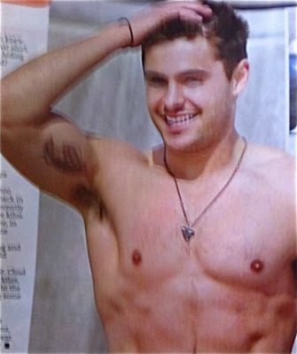 zac efron tattoo