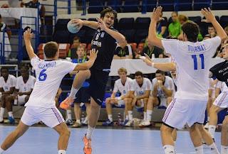 Derrota argentina ante Francia | Mundo Handball