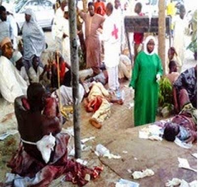 bomb blast in kano again