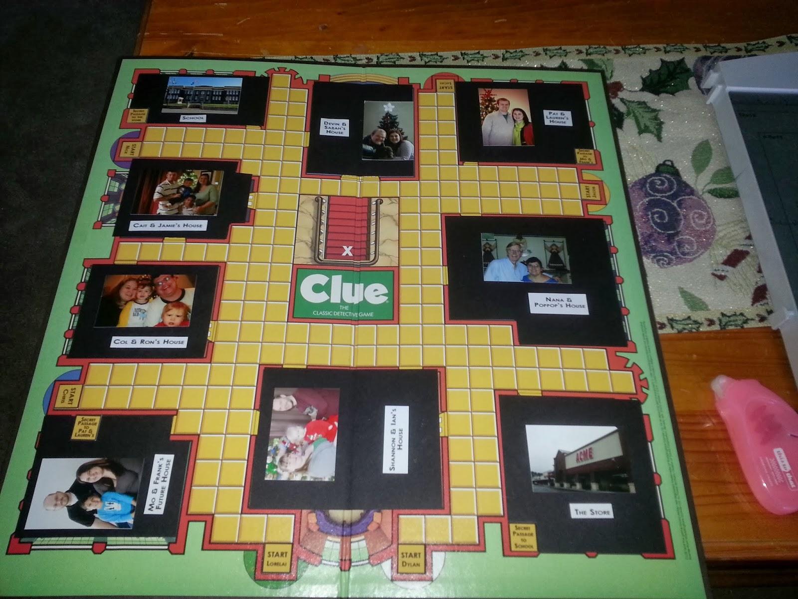 mega monkey mash diy board game. Black Bedroom Furniture Sets. Home Design Ideas