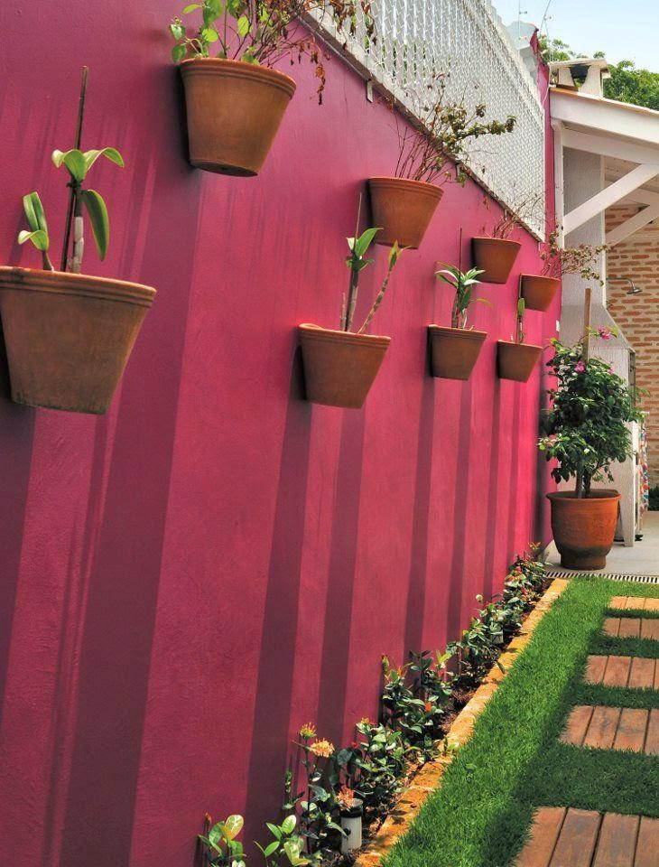 Casa de ideias e decora o ideias para decorar o corredor - Abbattimento muro interno senza dia ...
