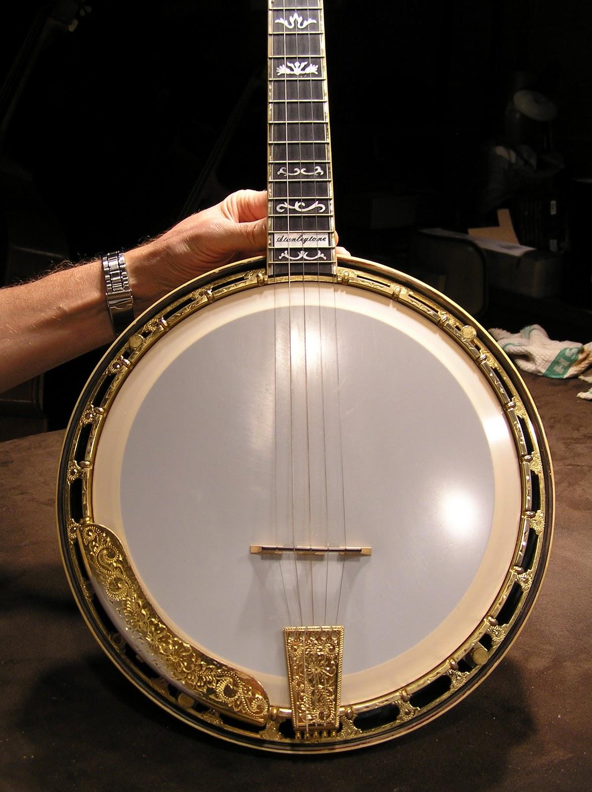 The Bass Monkey Workshop Stanleytone Banjo 25 Of The 50