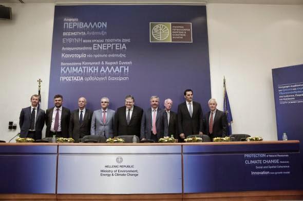 Υπογράφηκαν οι πρώτες 3 συμβάσεις για τους υδρογονάνθρακες.