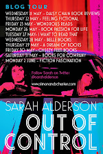Out of Control Blog Tour