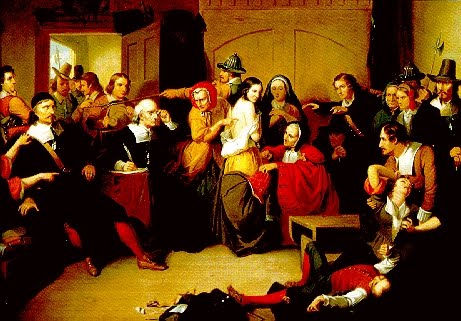 diary salem witch trials and mrs Consumed the people's lives and thoughts, and this can be seen through the letters and diaries of the time15  deodat lawson, 1692, the salem witch trials.