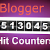 How to Add Blogger Stat's Counter Widget in Blogger Blog