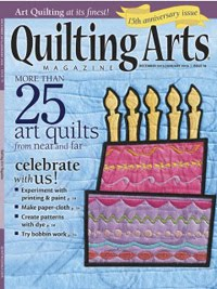 Quilting Arts Anniversary Issue 2015/16