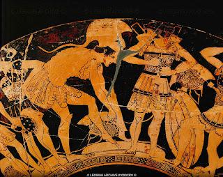 αρχαιοι ελληνες οπλιτες