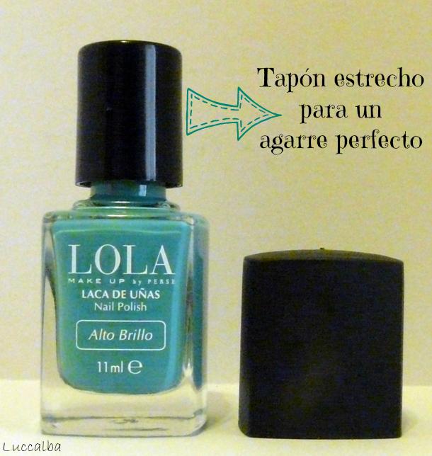 laca de uñas verde esmeralda