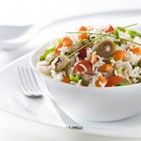 Pirinç Salatası Yapımı,Pirinç Salatası Yapılışı,Pirinç Salatası Tarifleri