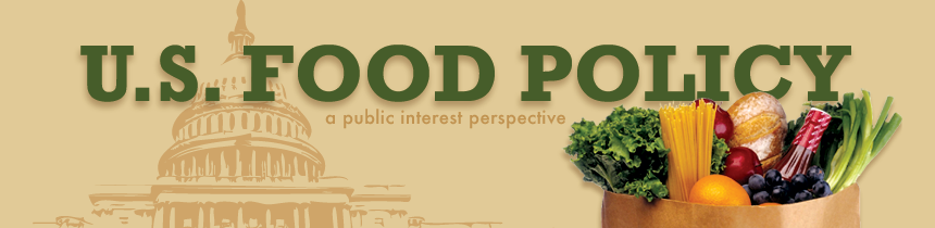 U.S. Food Policy