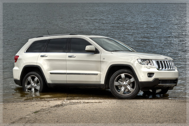 Photos HDR voiture - Grand Cherokee 2011 V6 3.6l