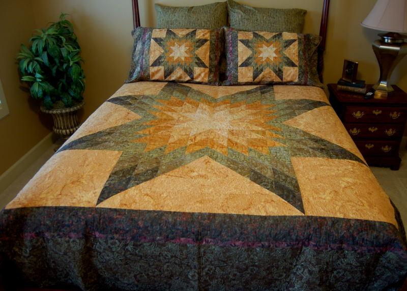 The Arkansas Man Quilter: Savannah Garden quilt : savannah quilt pattern - Adamdwight.com