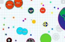 Agar.io: juego viral que está disponible para web, iOS, y Android