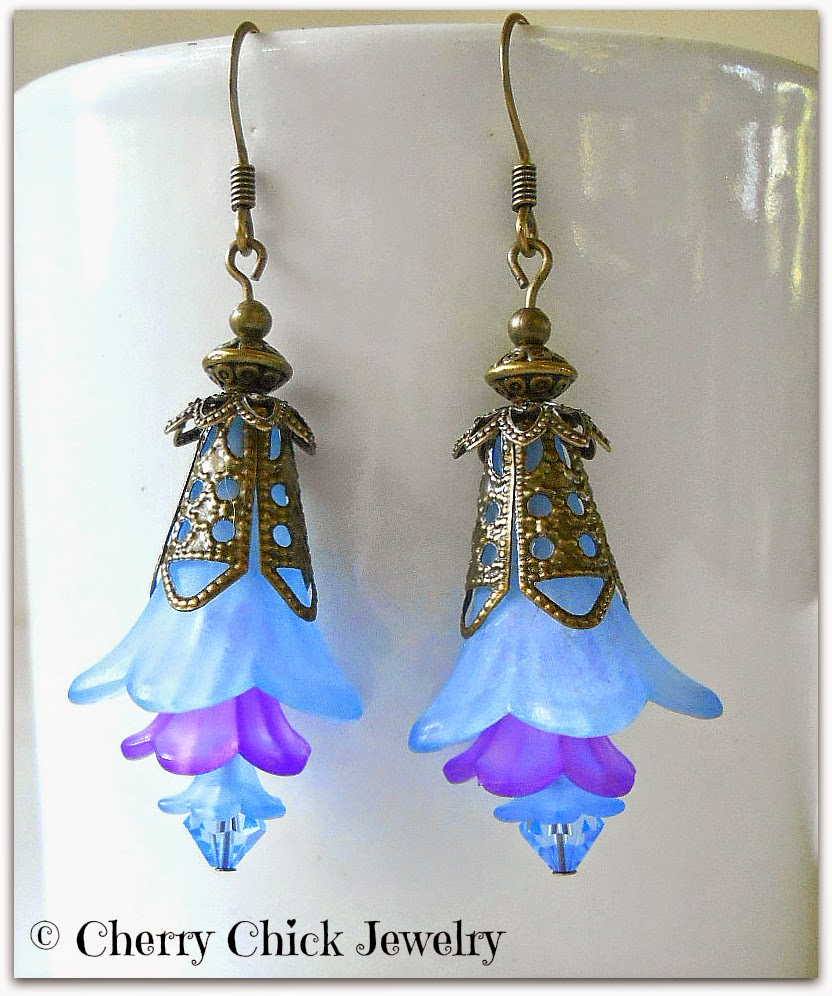 http://www.cherrychickjewelry.com/product/lucite-flower-lavender-blue-purple-victorian-floral-earrings