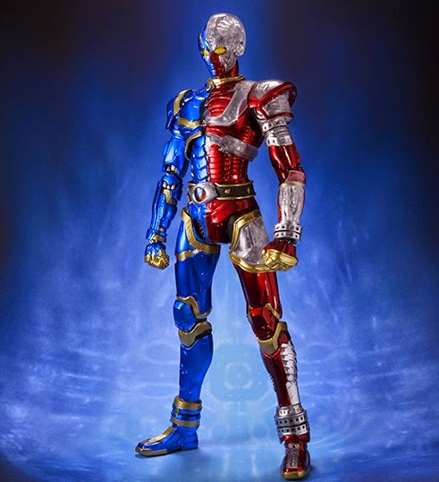 S.I.C. Kikaider new design version