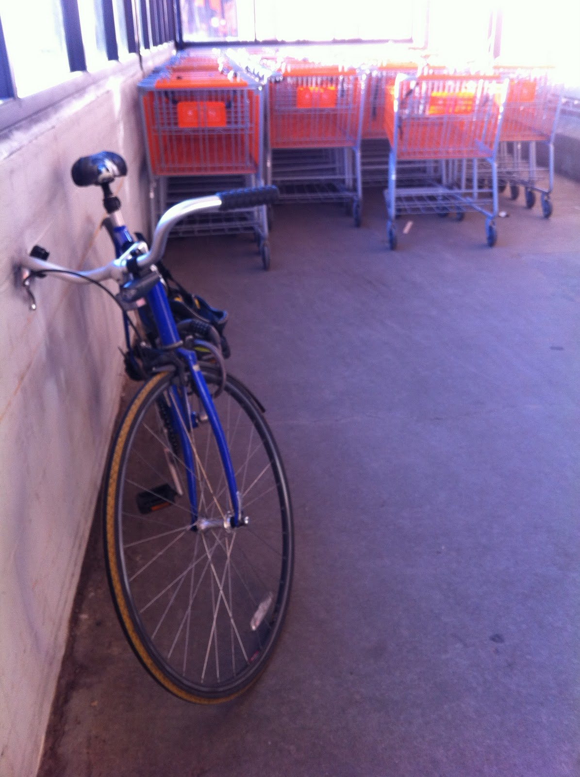 Biking in Heels: January 2012
