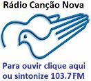 Rádio Canção Nova, mais Vida no seu coração!