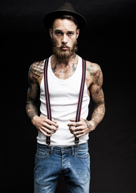 Billy Huxley by Darren Black