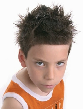 #9 Unbelievable Hairstyle for Boys New 2014