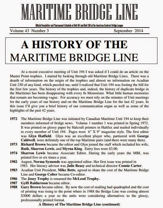 Maritime Bridge Lines