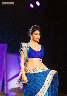 Shriya-in-Saree-Ramp-Walk-Stills