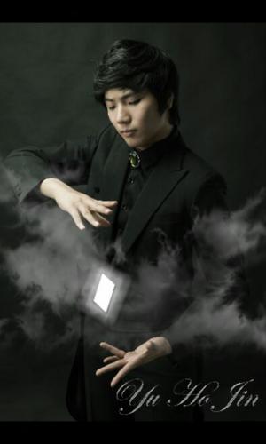Yu Hojin , Korean MAgic Card Tricks