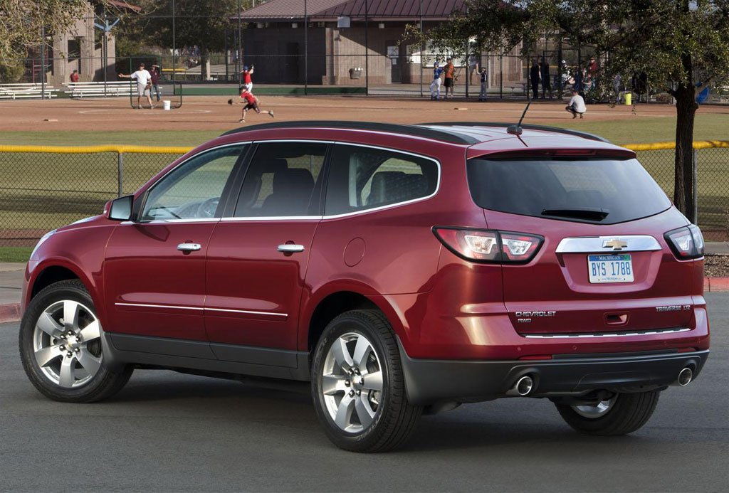 Chevrolet Traverse (2013) | Car Barn Sport