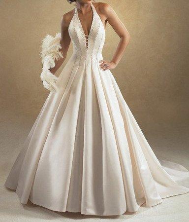 Wedding Dress Design on Grapan  Wedding Dresses Design 2011