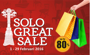 Solo Great Sale 2016