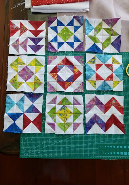 HESTI'S KITCHEN : yummy for your tummy: Belajar Quilting