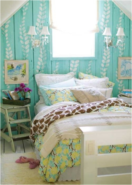 Cottage bedroom design ideas for Cottage bedroom ideas