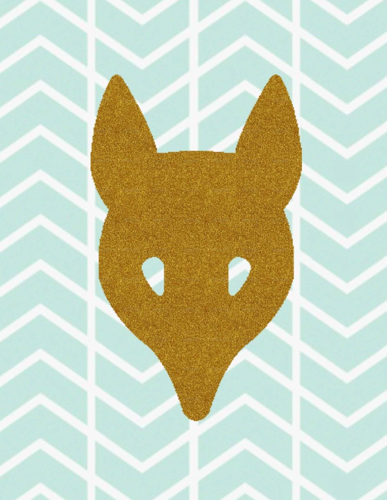 Fox head printable coupons