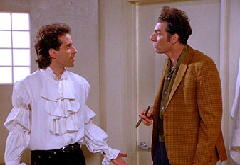 bob t shirt Seinfeld+puffy+shirt