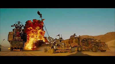 Mad Max: Fury Road (Movie) - International Trailer - Screenshot