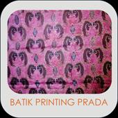 Batik Printing Prada
