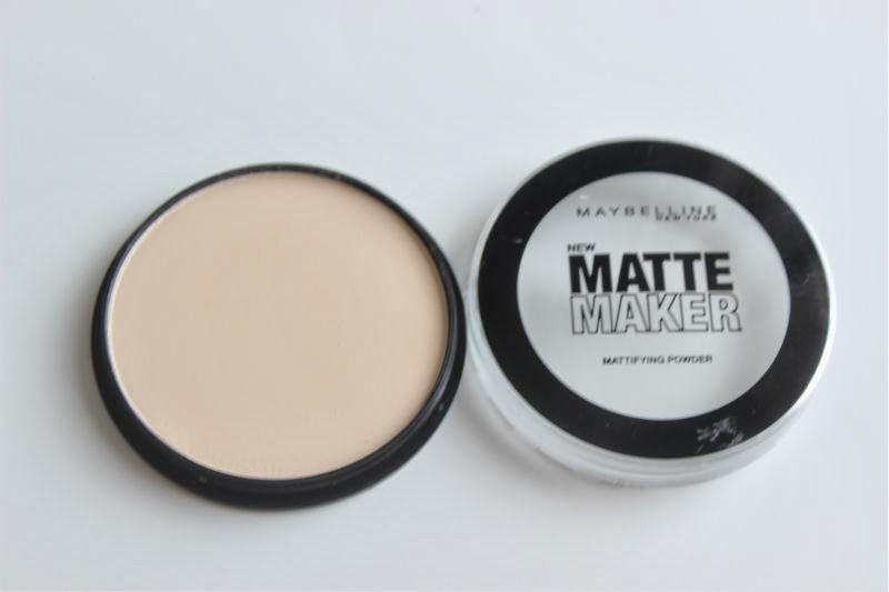 Maybelline New Matte Maker Mattifying Powder