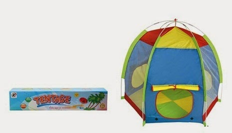 Kado ulang tahun | souvenir | kado ulang tahun untuk anak | tenda kemping |