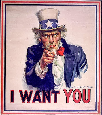 The USDA Wants YOU!