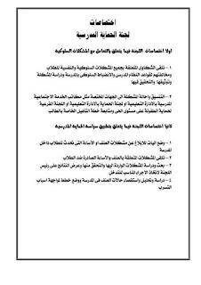 السجل التأديبي للطلاب المخالفين بعد تطبيق لائحة الإنضباط 12038356_67356408944