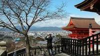 Kota Kuno Kyoto di Jepang