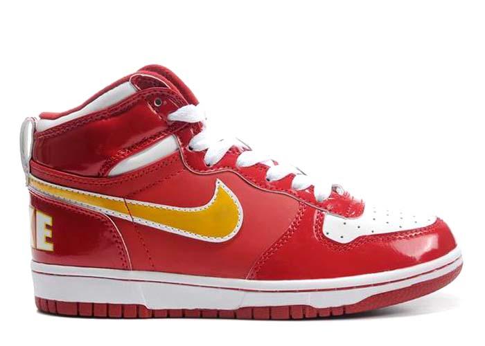 flash superhero shoes nike sb dunk skate shoes
