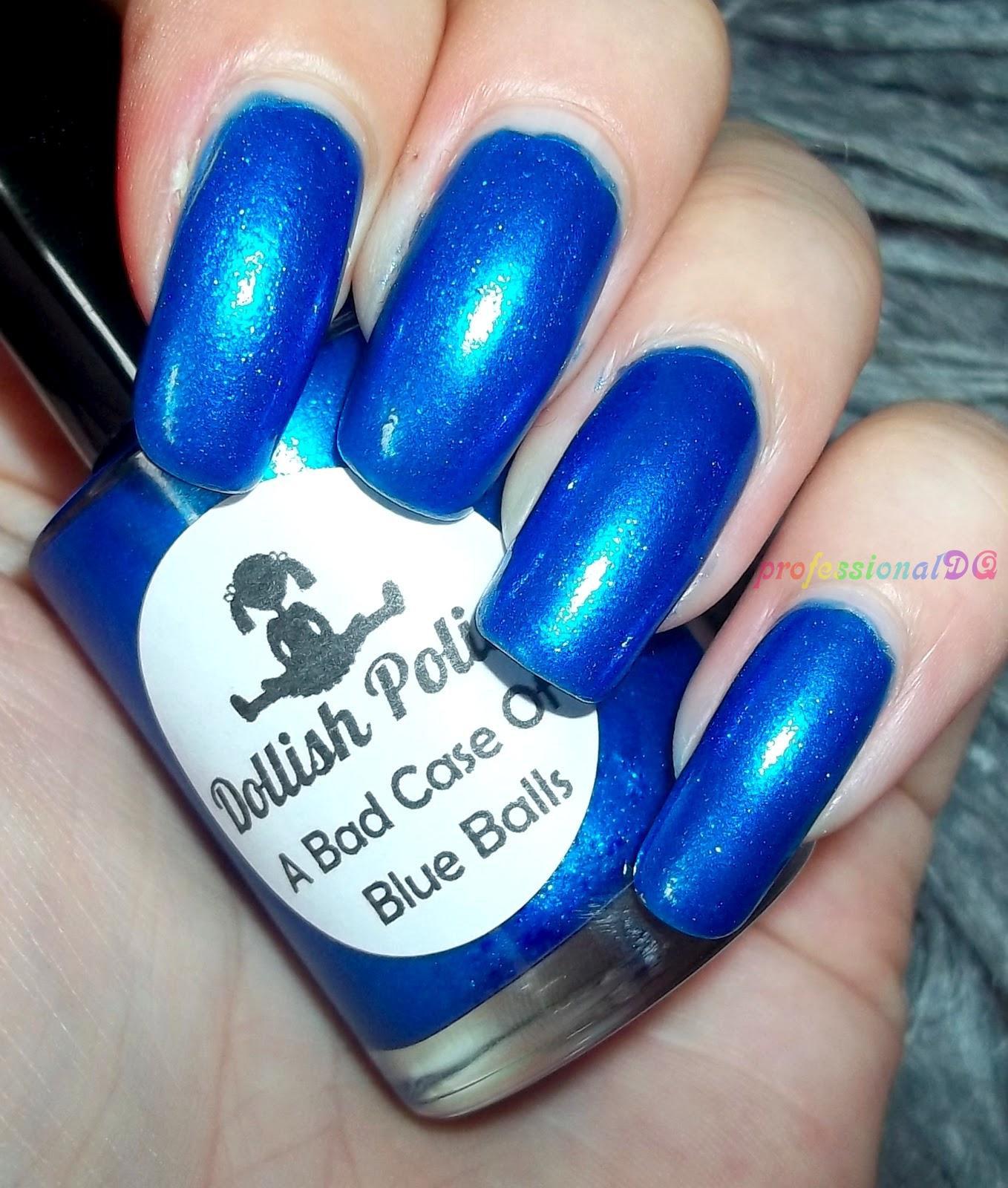 Blue Balls With Flash Yay Shiny