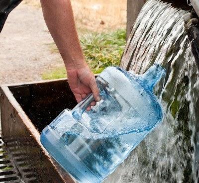 El agua es considerado un derecho humano