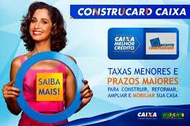 Vidraçaria aceita Cartão Constucard CAIXA / Rio de Janeiro