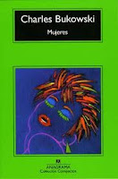 Portada de Mujeres de Charles Bukowski
